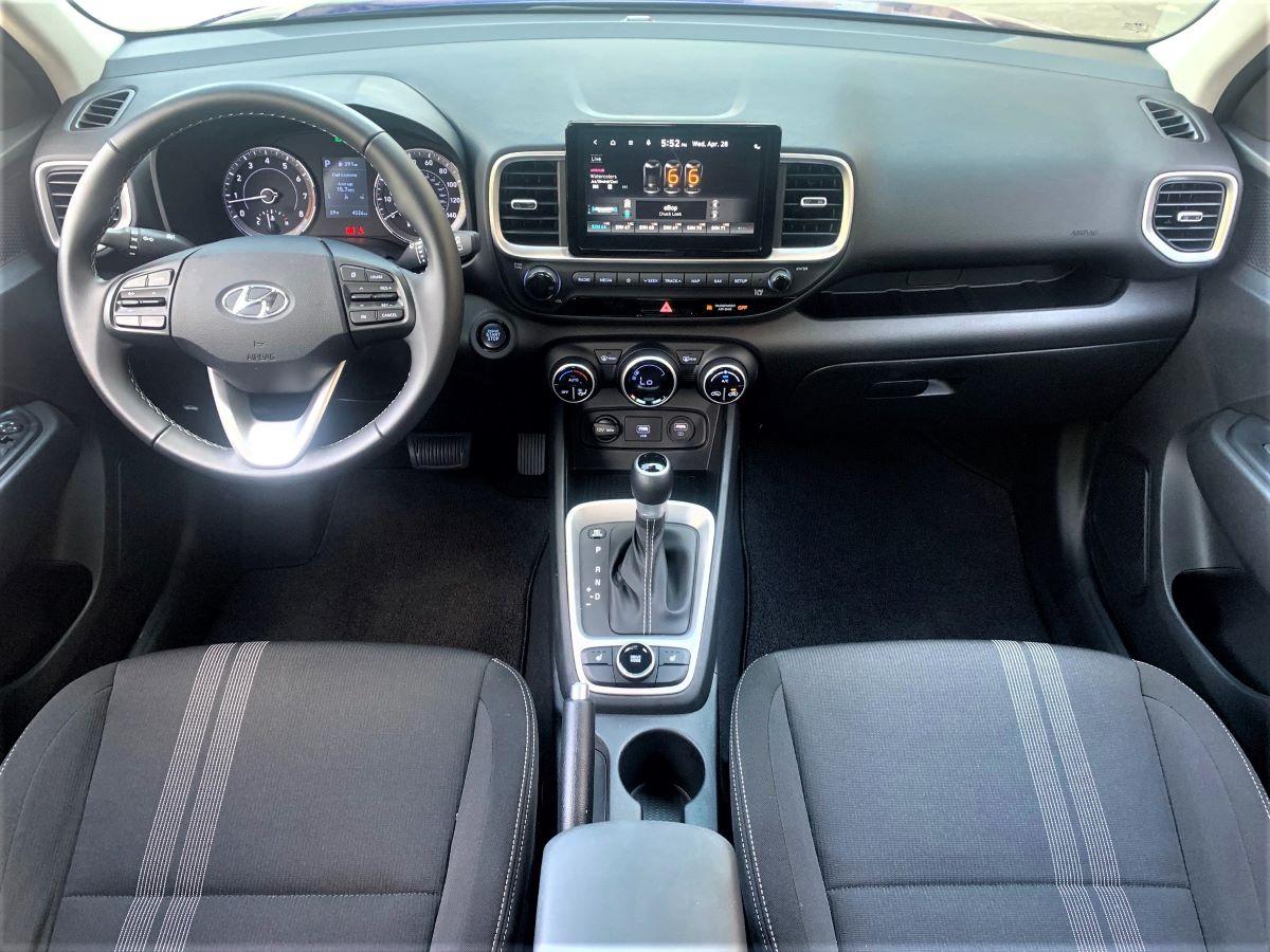 2021 Hyundai Venue tech