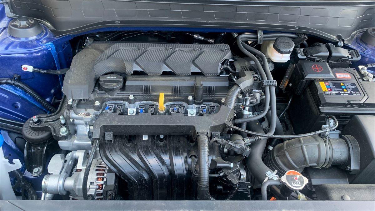 2021 Hyundai Venue Profile