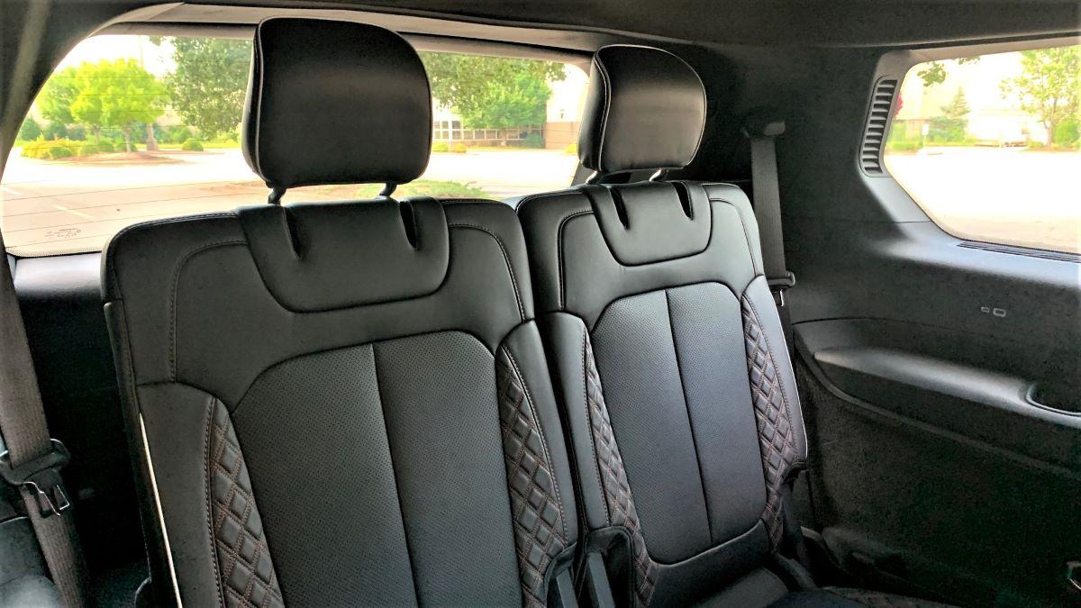 2021 Jeep Grand Cherokee thirdrow