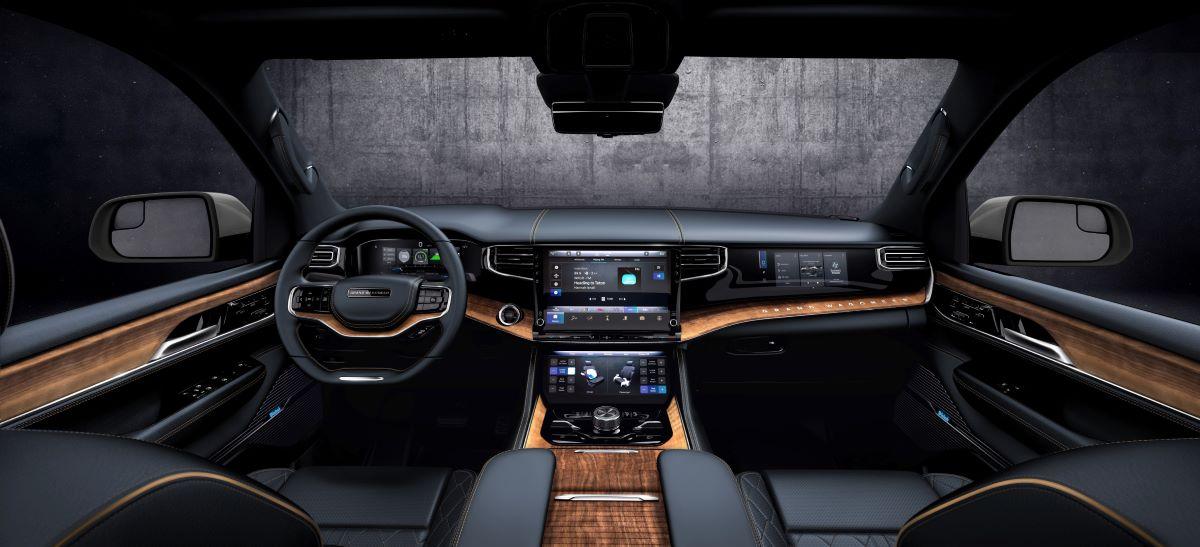 2022 Jeep Grand Wagoneer SUV