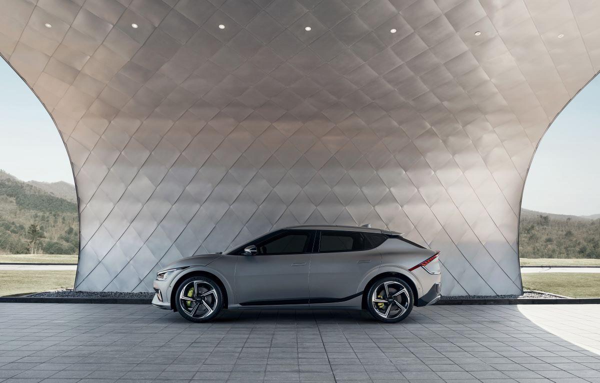 2022 Kia EV6 GT Edition