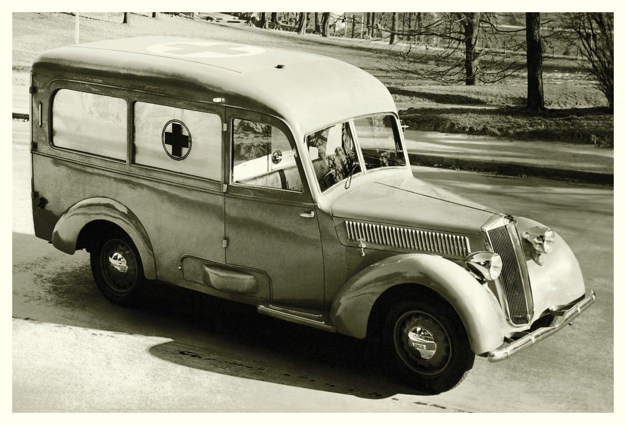 European Classic: Lancia Artena Ambulance