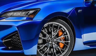 Lexus F Teaser
