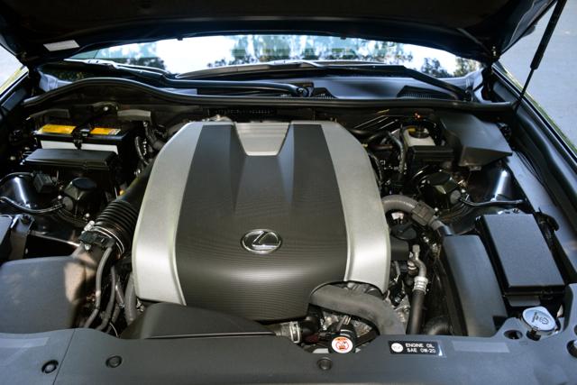 2018 Lexus GS 350 F Sport