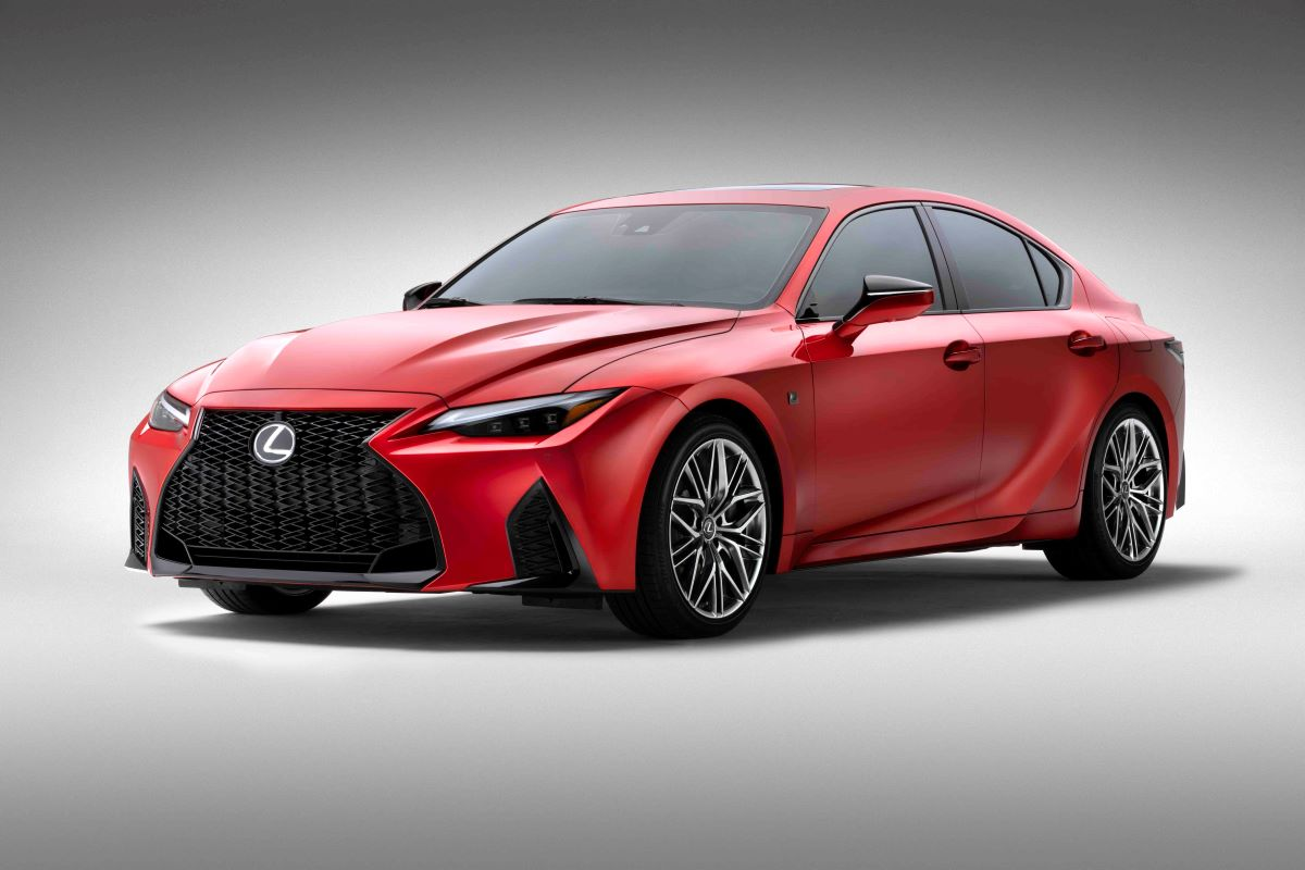 2022 Lexus IS 500 F Sport