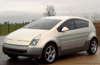 Lovins Hypercar Concept Car