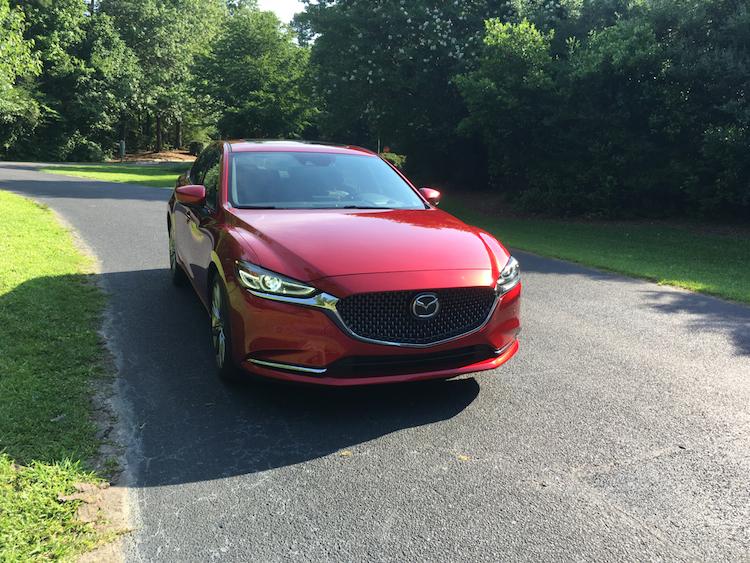 2018 Mazda6 turbo.