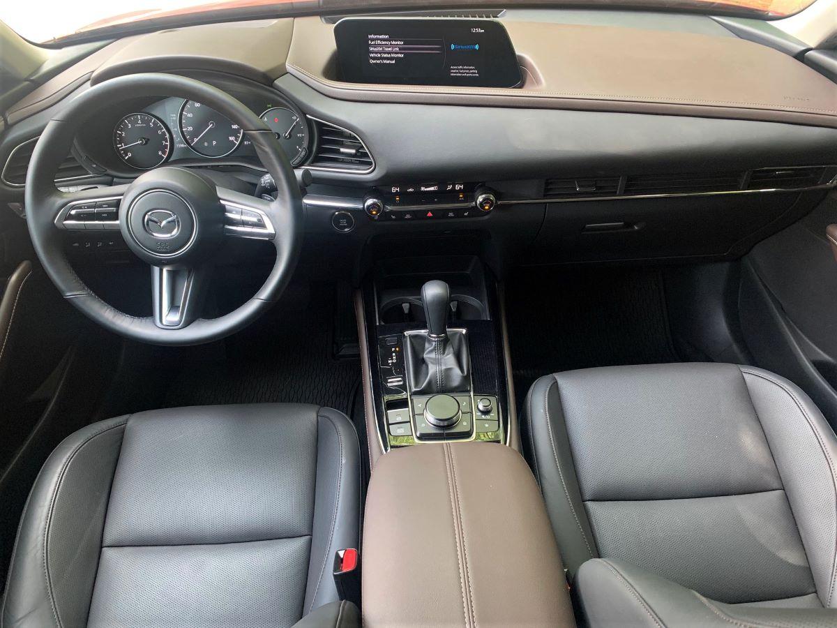 2021 Mazda CX-30 tech