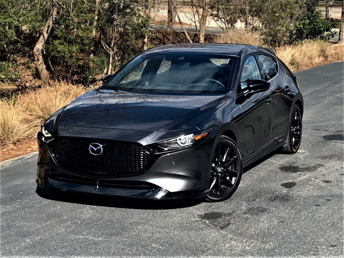 2021 Mazda Mazda3 Turbo Hatchback