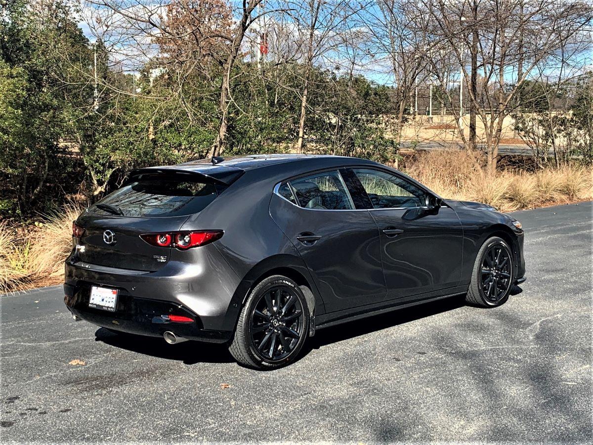 2021 Mazda Mazda3 Turbo Hatchback