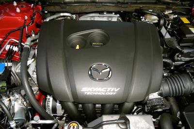 2017.5 Mazda 6