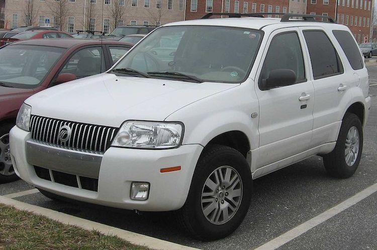 Mercury Mariner SUV