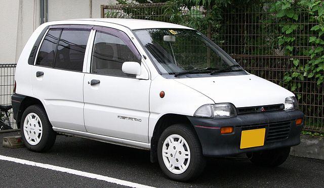 Mitsubishi Minica Lettuce