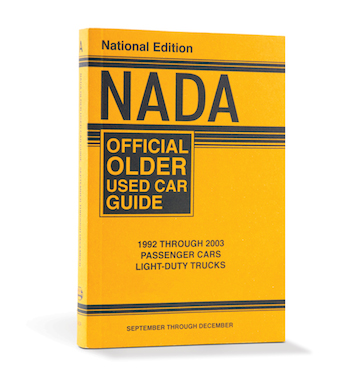 Nada Used Car Guide