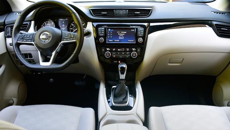 2018.5 Nissan Rogue Sport