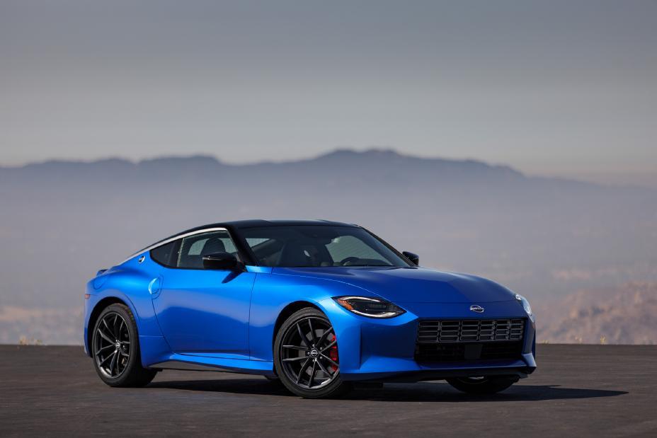 2023 Nissan Z sports car
