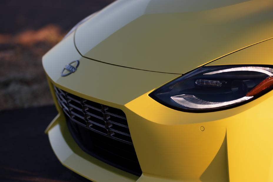 2023 Nissan Z front fascia