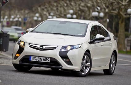 Chevrolet Europe and the Opel Ampera