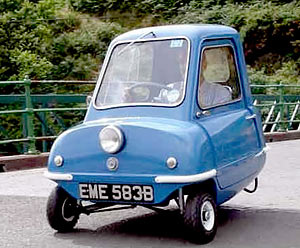 Top Gear: Peel P50 by Blogpaedia on Flickr