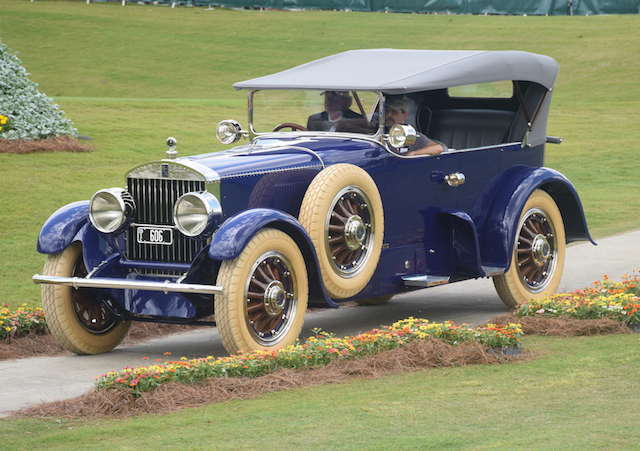 1919 Pierce-Arrow Model 64 A-4 Tourer