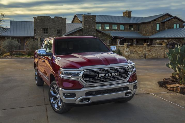 2019 Ram 1500 Limited.