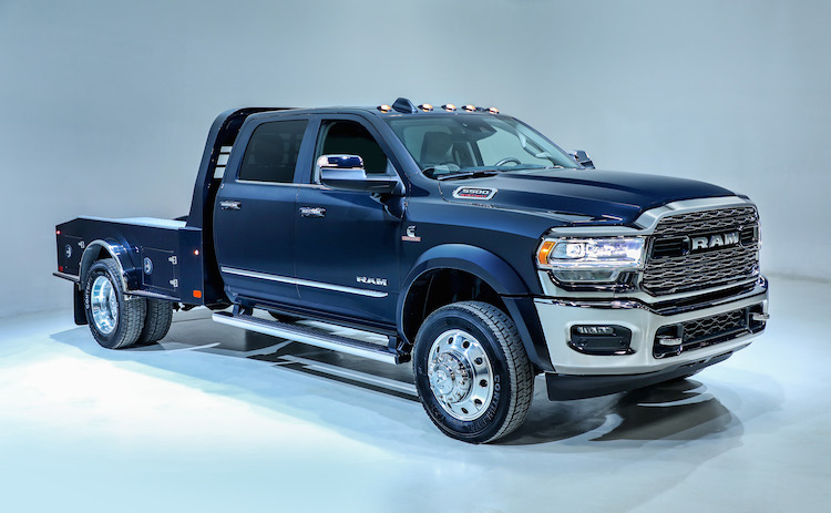 2019 Ram 5500 Chassis Cab Limited.