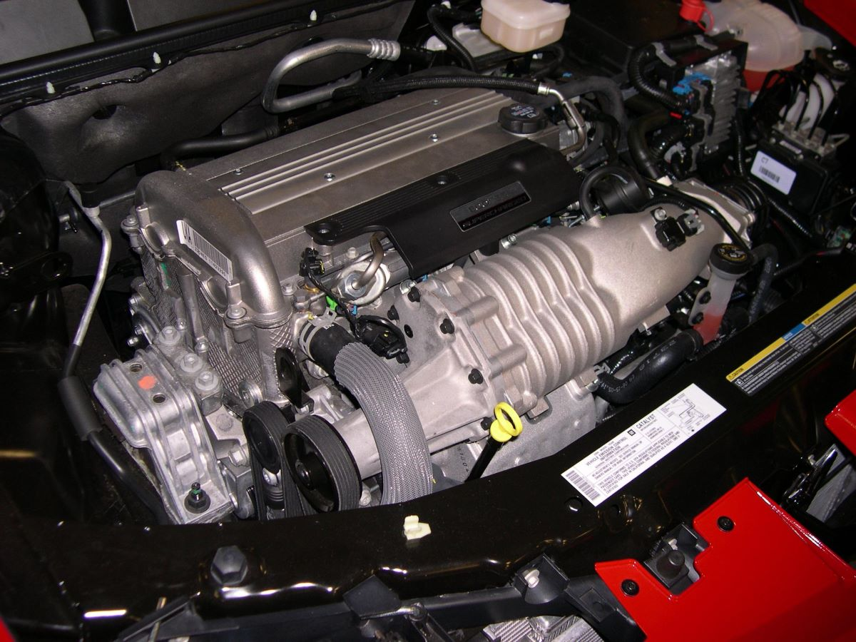 Roots-Type Supercharger