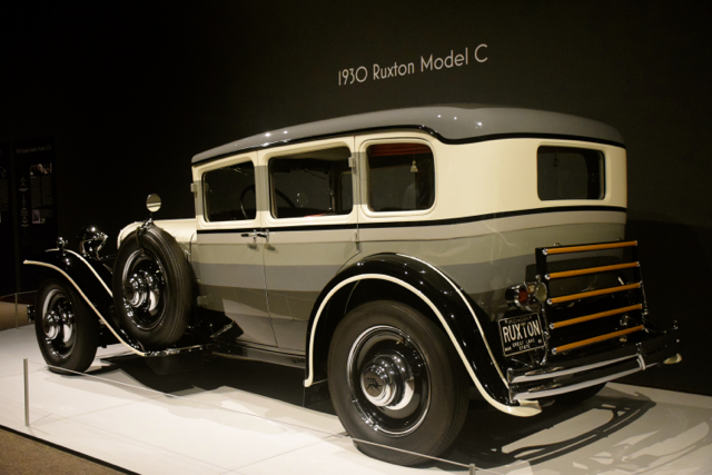 1930 Ruxton Model C Sedan