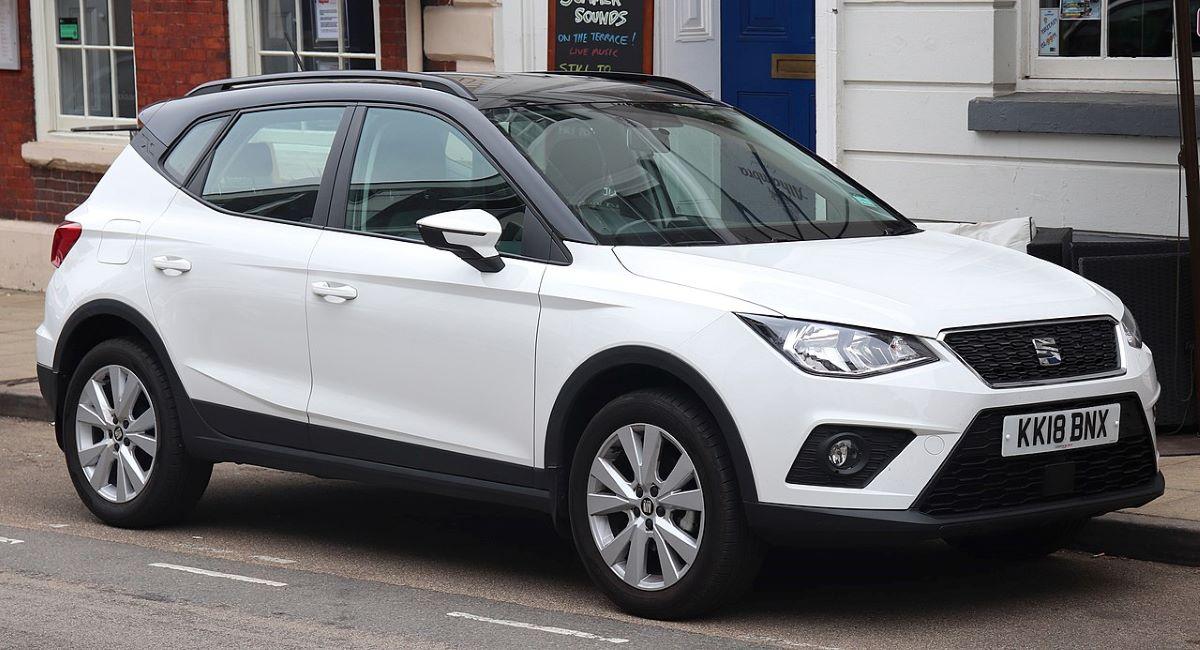 European model: SEAT Arona