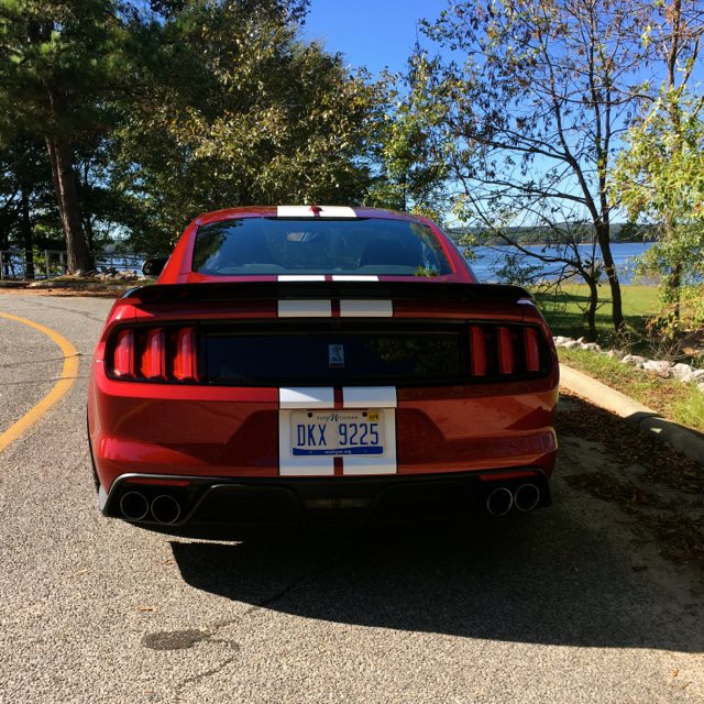 2017 Shelby GT350