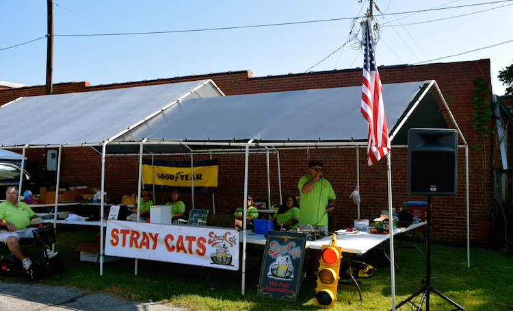 24th Annual Rod & Custom Show Presented by the Stray Cats