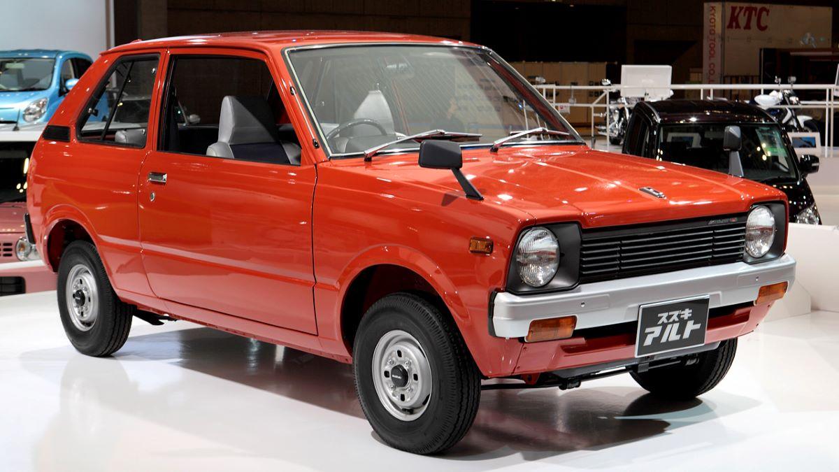 First Generation Suzuki Alto