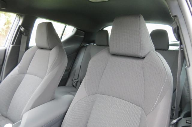 2018 Toyota C-HR.