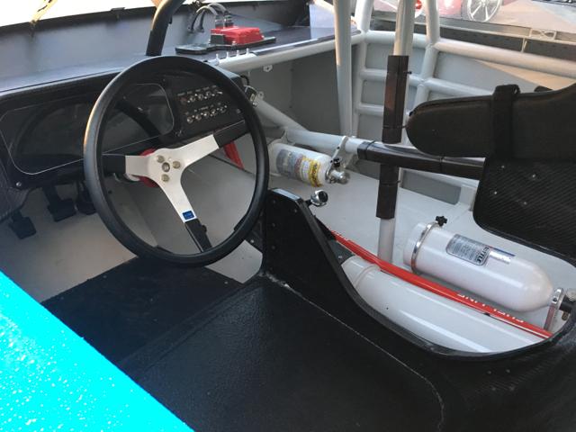 2018 Toyota Camry Race Car.