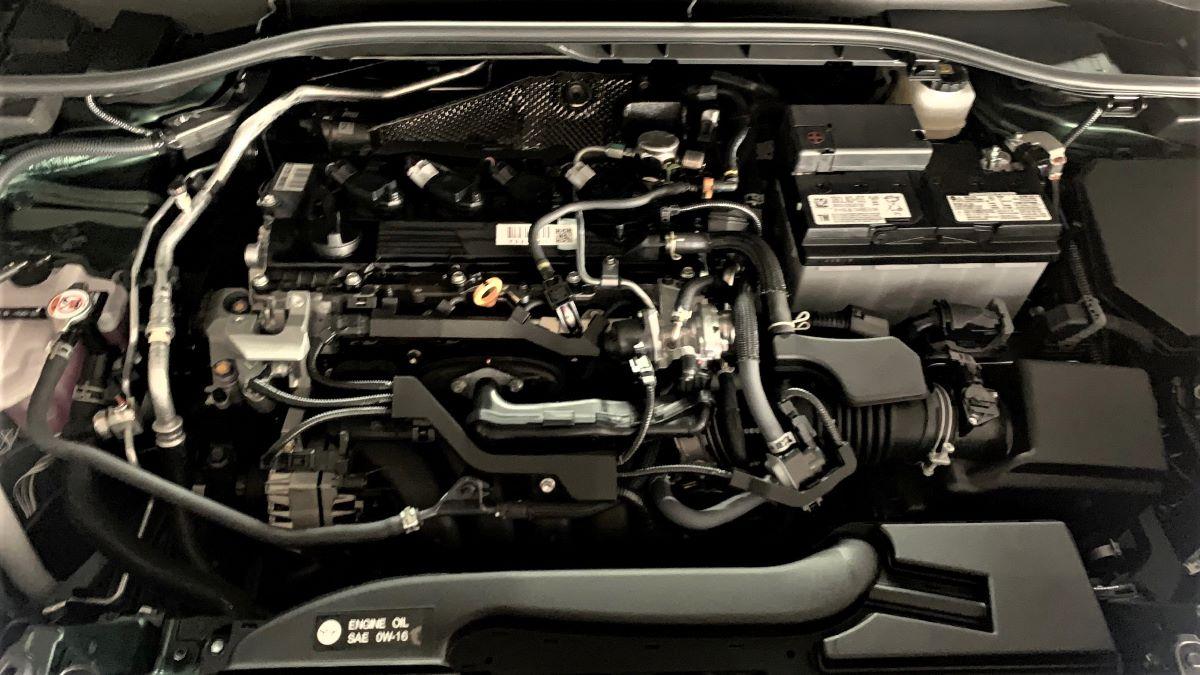 2022 Toyota Corolla Cross ENGINE