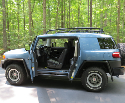 2014 Toyota FJ Cruiser Ultimate