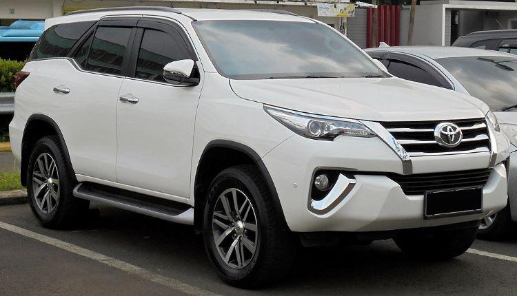 First Generation Toyota Fortuner