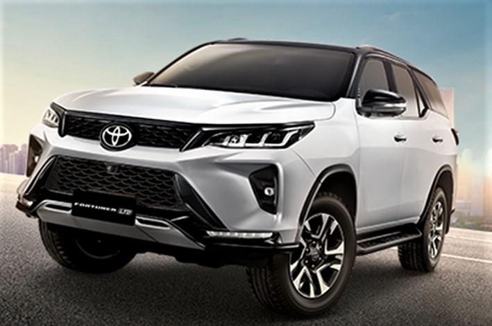 Third Generation Toyota Fortuner