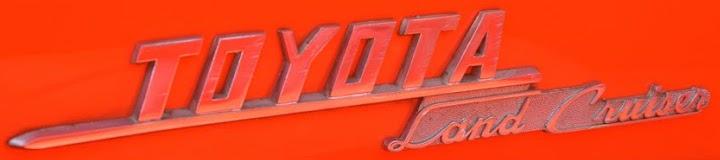 Toyota Land Cruiser logo