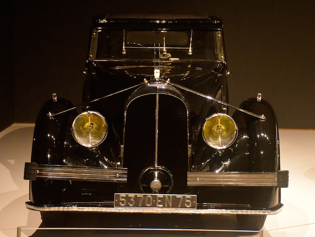 1936 Voisin C28 Clairiere.