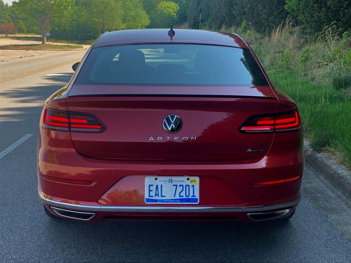 Volkswagen Arteon Cary NC