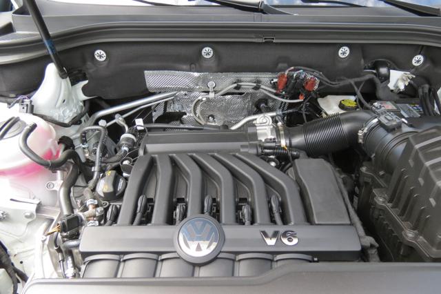 2018 Volkswagen Atlas.