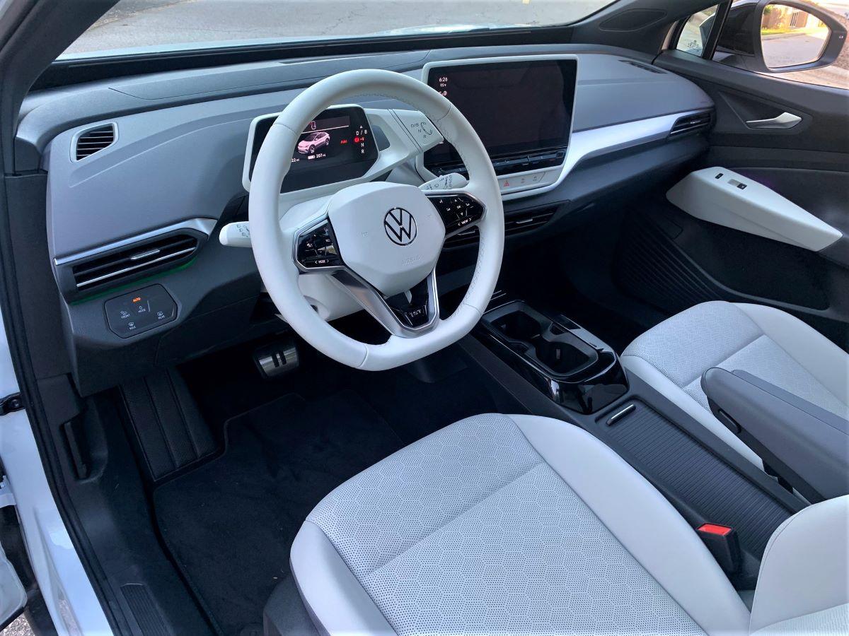 Volkswagen ID.4 front fascia