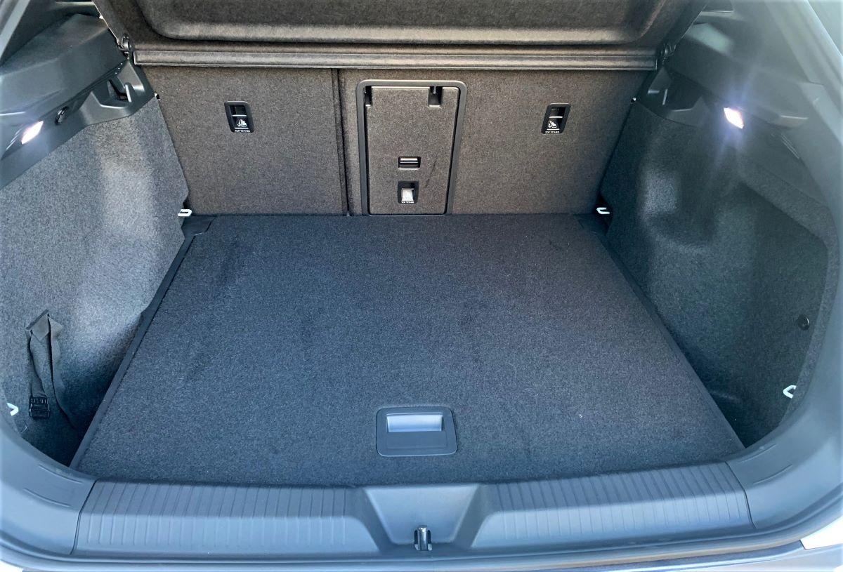 Volkswagen ID.4 cargo