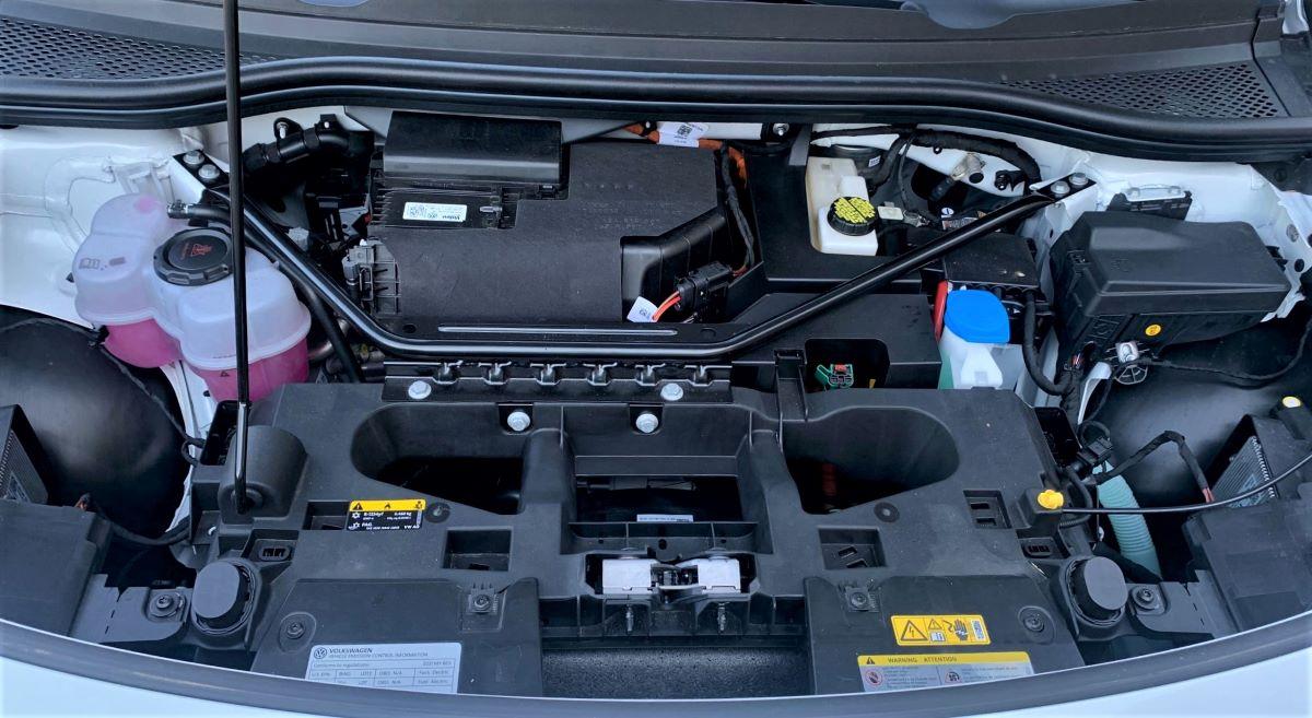 Volkswagen ID.4 frunk