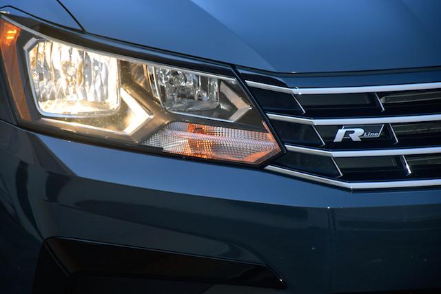 2017 Volkswagen Passat R-Line.