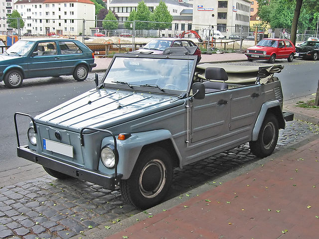 Volkswagen Type 181 (Volkswagen Thing)