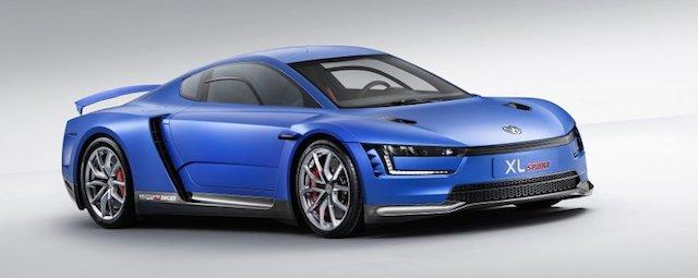 Volkswagen XL Sport.