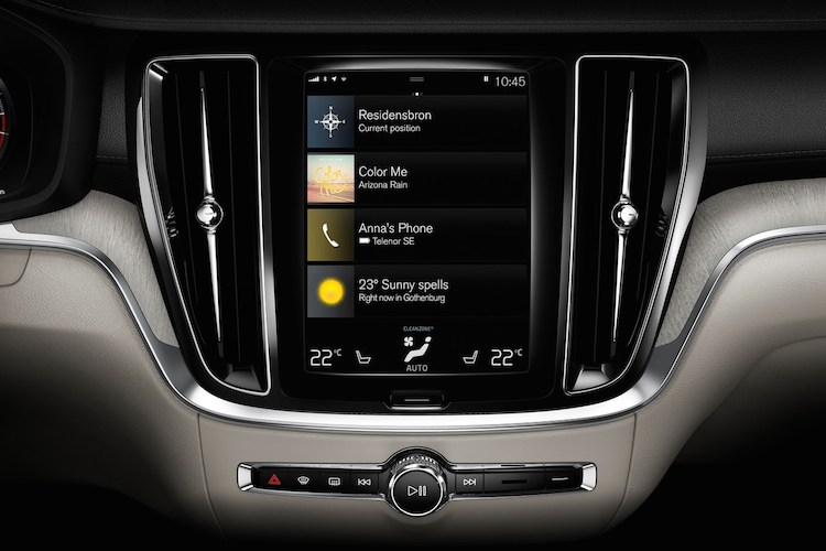 2019 Volvo S60 Sensus