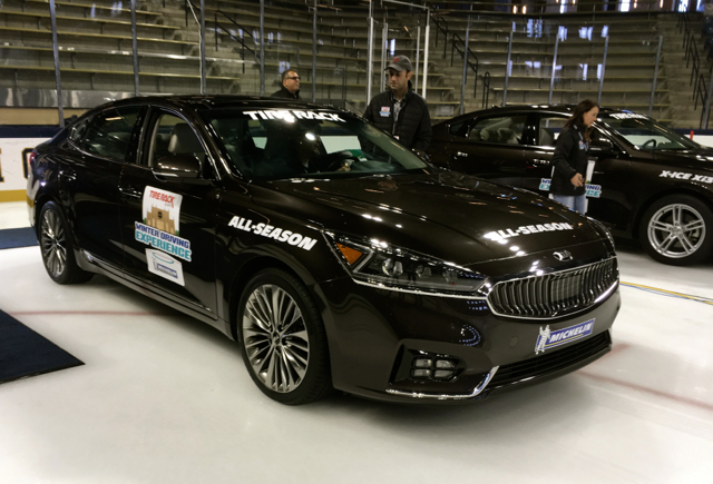 Winter Driving Experience: Kia Cadenza
